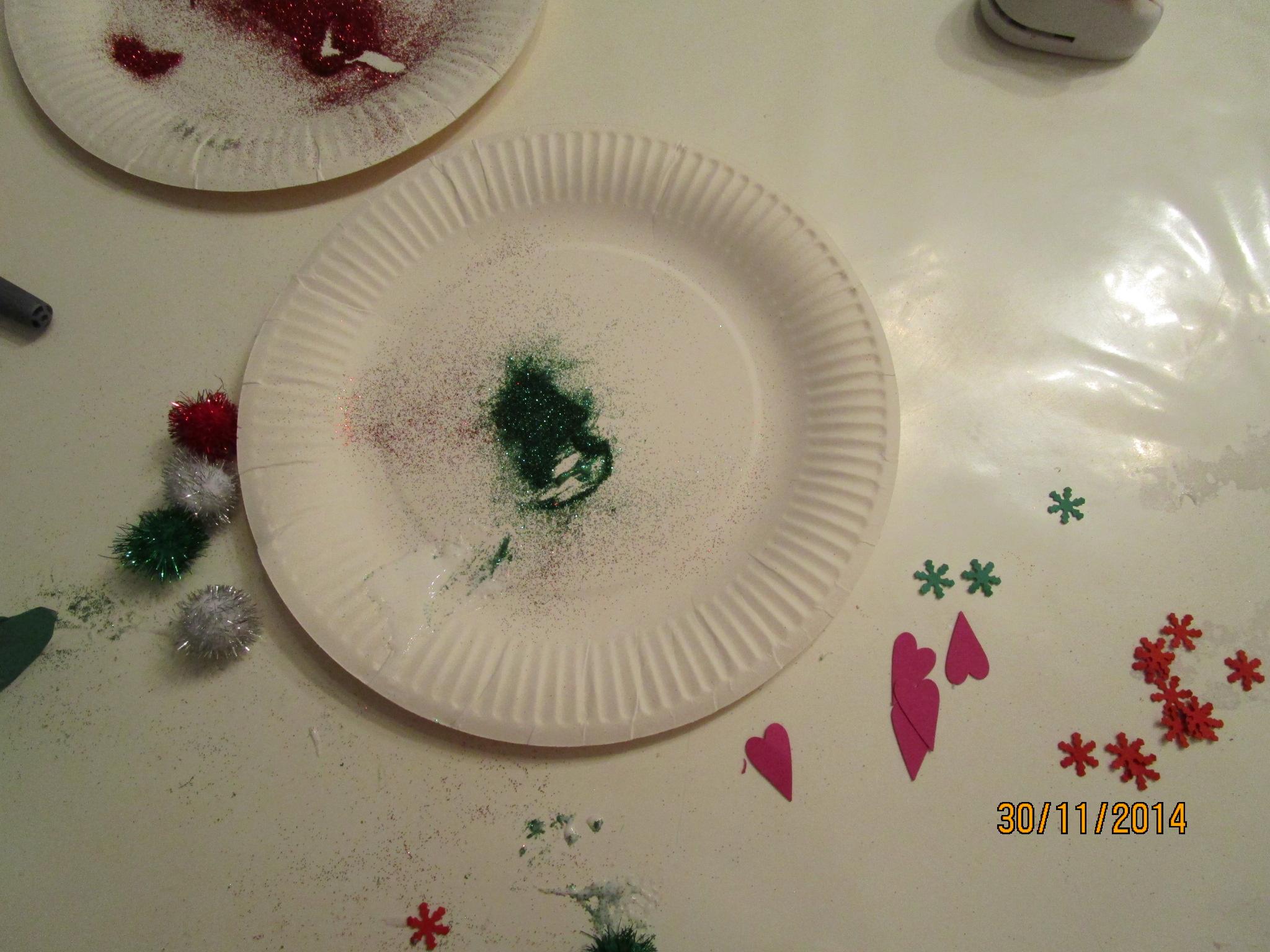 Boules Decoration Neige Et Phto