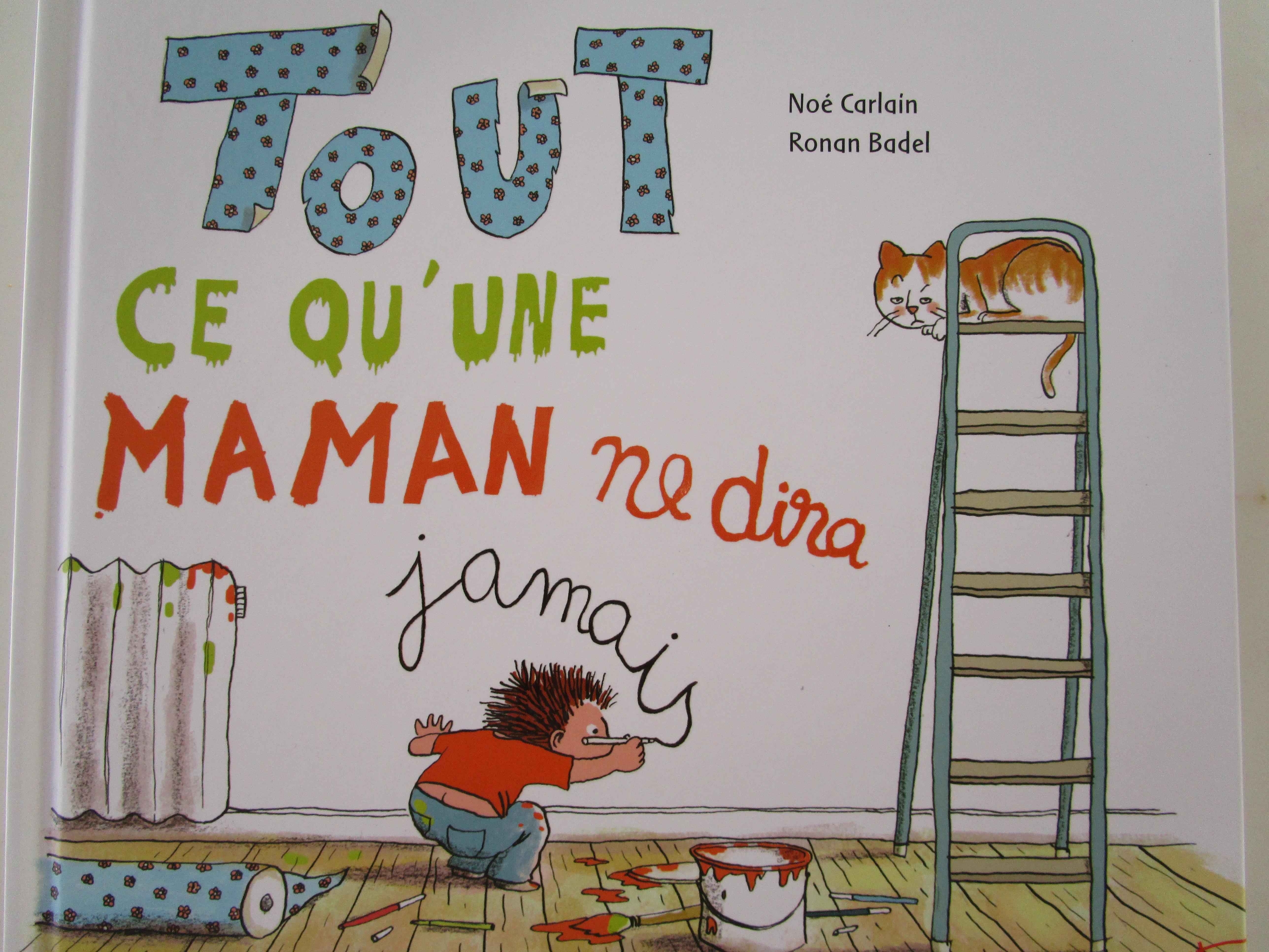 Un Joli Livre A Feuilleter Avec Les Enfants Pour La Fete Des